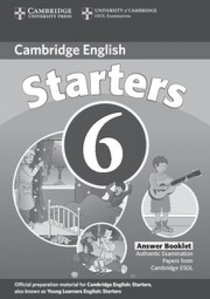 9780521739344-cambridge-uoung-learners-english-tests-starters-6-answer-booklet