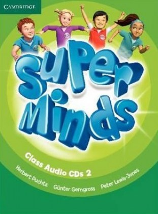 9781107674066-super-minds-2-class-audio-cds