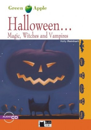 9788853002884-halloween-magic-witches-and-vampires-audio-cd-a2-green-apple