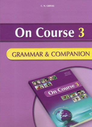 9789604094011-on-course-3-grammar-companion-pre-intermediate
