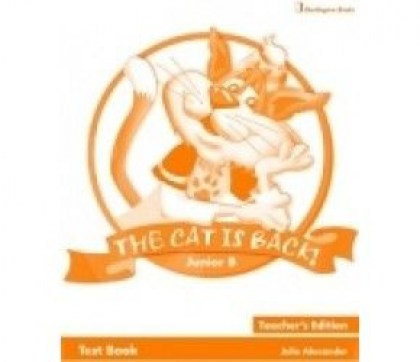 9789963484188-the-cat-is-back-junior-b-tchr-s-test