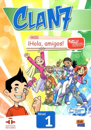 9788498485356-clan-7-con-hola-amigos-1-libro-del-alumno-con-extension-digital
