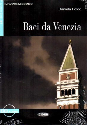 9788853013453-baci-da-venezia-audio-cd-livello-due-b1