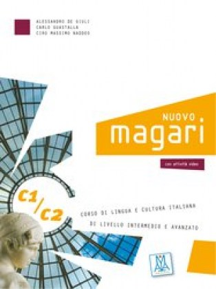 9788861822856-nuovo-magari-c1-c2-libro-2-cd-audio