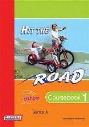 9789605444259-hit-the-road-1-coursebook-cd