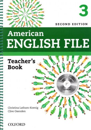 9780194776356-american-english-file-3-teacher-s-book-cd-rom-2nd-edition