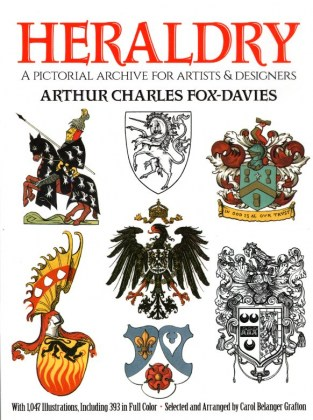 9780486269061-heraldy-a-pictorial-archive-for-artists-and-designers