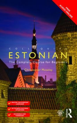 9781138950115-colloquial-estonian-free-audio-online-2nd-edition