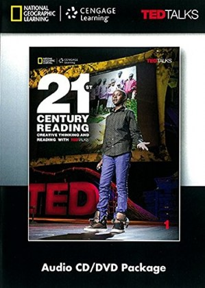 9781305495470-21st-century-reading-1-creative-thinking-and-reading-with-ted-talks-audio-cd-dvd-package