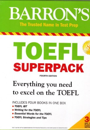 9781438078847-toefl-ibt-superpack-4-books-practice-tests-audio-online