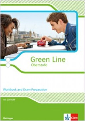 9783125304222-green-line-oberstufe-thuringen-workbook-and-exam-preparation-mit-cd-rom