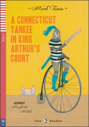 9788853607751-a-connecticut-uankee-in-king-arthur-s-court-audio-cd