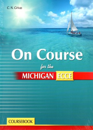 9789606130588-on-course-for-the-michigan-ecce-coursebook-companion