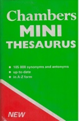 9780550105783-chambers-mini-thesaurus