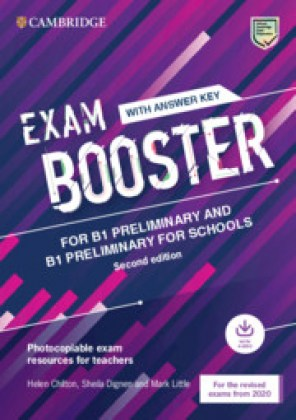9781108682152-exam-booster-b1-preliminary-preliminary-for-schools-with-answer-key-audio-2020-exams-2nd-ed