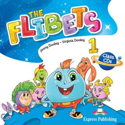 9781471589430-the-flibets-1-class-cds-set-of-2