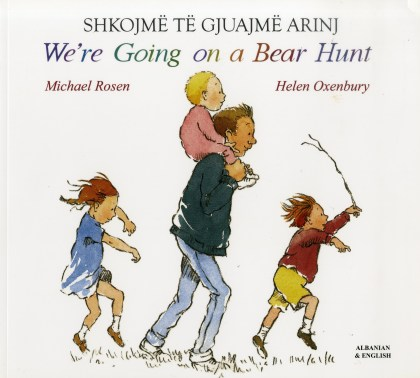 9781852697068-we-re-going-on-a-bear-hunt-albanian-and-english