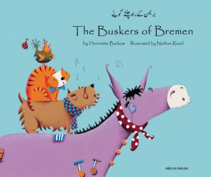 9781852697815-buskers-of-bremen-urdu-and-english